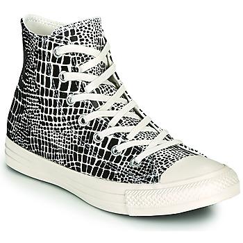 Παπούτσια Γυναίκα Ψηλά Sneakers Converse CHUCK TAYLOR ALL STAR DIGITAL DAZE HI Black / Beige