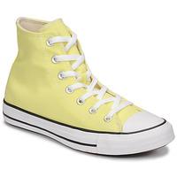 Παπούτσια Γυναίκα Ψηλά Sneakers Converse CHUCK TAYLOR ALL STAR SEASONAL COLOR HI Yellow