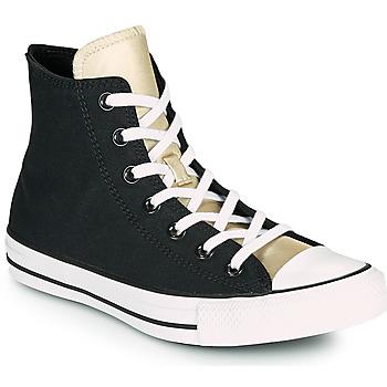 Παπούτσια Γυναίκα Ψηλά Sneakers Converse CHUCK TAYLOR ALL STAR ANODIZED METALS HI Black