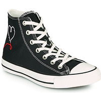 Παπούτσια Γυναίκα Ψηλά Sneakers Converse CHUCK TAYLOR ALL STAR VALENTINE'S DAY HI Black