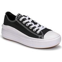 Παπούτσια Γυναίκα Χαμηλά Sneakers Converse CHUCK TAYLOR ALL STAR MOVE CANVAS COLOR OX Black