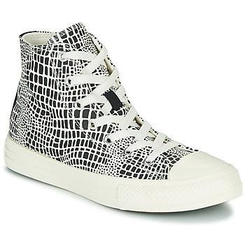 Παπούτσια Κορίτσι Ψηλά Sneakers Converse CHUCK TAYLOR ALL STAR DIGITAL DAZE HI Black / Άσπρο