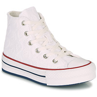 Παπούτσια Κορίτσι Ψηλά Sneakers Converse CHUCK TAYLOR ALL STAR LIFT LOVE CEREMONY HI Άσπρο