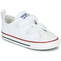 Παπούτσια Κορίτσι Χαμηλά Sneakers Converse CHUCK TAYLOR ALL STAR 2V LOVE CEREMONY OX Άσπρο