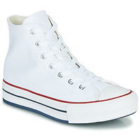 Παπούτσια Κορίτσι Ψηλά Sneakers Converse CHUCK TAYLOR ALL STAR EVA LIFT CANVAS COLOR HI Άσπρο