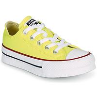 Παπούτσια Κορίτσι Χαμηλά Sneakers Converse CHUCK TAYLOR ALL STAR LIFT CANVAS COLOR OX Yellow