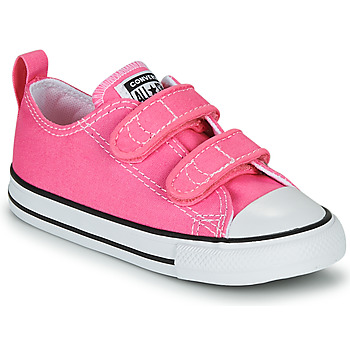 Παπούτσια Κορίτσι Χαμηλά Sneakers Converse CHUCK TAYLOR ALL STAR 2V  OX Ροζ