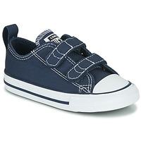 Παπούτσια Παιδί Χαμηλά Sneakers Converse CHUCK TAYLOR ALL STAR 2V  OX Μπλέ