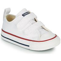 Παπούτσια Παιδί Χαμηλά Sneakers Converse CHUCK TAYLOR ALL STAR 2V FOUNDATION OX Άσπρο