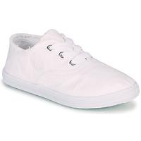 Παπούτσια Κορίτσι Χαμηλά Sneakers Kaporal DESMA Άσπρο