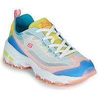 Παπούτσια Γυναίκα Χαμηλά Sneakers Skechers D'LITES FRESH AIR Multicolour