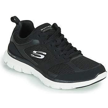 Παπούτσια Γυναίκα Fitness Skechers FLEX APPEAL 4.0 Black