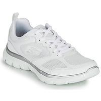 Παπούτσια Γυναίκα Fitness Skechers FLEX APPEAL 4.0 Άσπρο