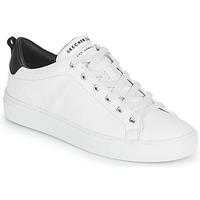 Παπούτσια Γυναίκα Χαμηλά Sneakers Skechers SIDE STREET Άσπρο