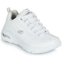 Παπούτσια Γυναίκα Χαμηλά Sneakers Skechers ARCH FIT Άσπρο