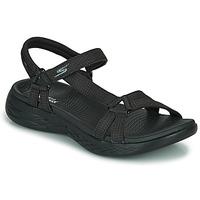 Παπούτσια Γυναίκα Σπορ σανδάλια Skechers ON THE GO 600 Black