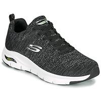 Παπούτσια Άνδρας Χαμηλά Sneakers Skechers ARCH FIT Black