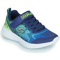 Παπούτσια Αγόρι Χαμηλά Sneakers Skechers GO RUN 600 Μπλέ / Green