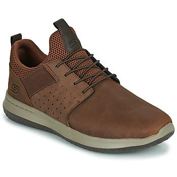 Xαμηλά Sneakers Skechers DELSON AXTON ΣΤΕΛΕΧΟΣ: Δέρμα & ΕΠΕΝΔΥΣΗ: Συνθετικό & ΕΣ. ΣΟΛΑ: Συνθετικό & ΕΞ. ΣΟΛΑ: Καουτσούκ