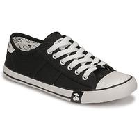 Παπούτσια Γυναίκα Χαμηλά Sneakers Le Temps des Cerises EASY Black