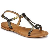 Παπούτσια Γυναίκα Σανδάλια / Πέδιλα Les Tropéziennes par M Belarbi HAMAT Black