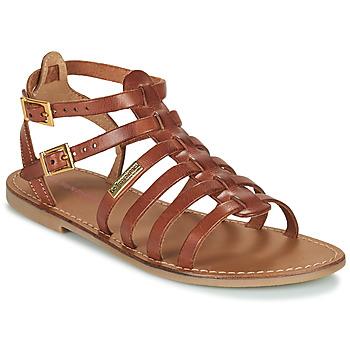 Παπούτσια Γυναίκα Σανδάλια / Πέδιλα Les Tropéziennes par M Belarbi HICELOT Brown