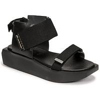 Παπούτσια Γυναίκα Σανδάλια / Πέδιλα United nude WA LO Black