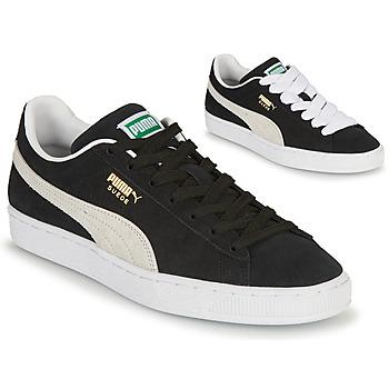 Παπούτσια Χαμηλά Sneakers Puma SUEDE Black