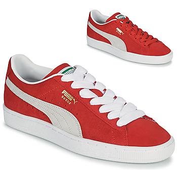 Παπούτσια Χαμηλά Sneakers Puma SUEDE Red