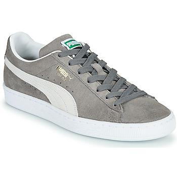 Παπούτσια Χαμηλά Sneakers Puma SUEDE Grey