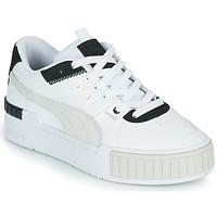 Παπούτσια Γυναίκα Χαμηλά Sneakers Puma CALI SPORT Άσπρο / Black
