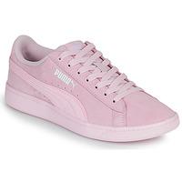 Παπούτσια Γυναίκα Χαμηλά Sneakers Puma VIKKY Ροζ