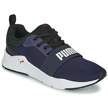 Παπούτσια Άνδρας Χαμηλά Sneakers Puma WIRED Μπλέ