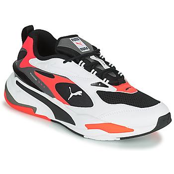 Παπούτσια Άνδρας Χαμηλά Sneakers Puma RS FAST Άσπρο / Black / Red