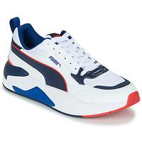 Παπούτσια Άνδρας Χαμηλά Sneakers Puma XRAY2 Άσπρο / Black / Μπλέ