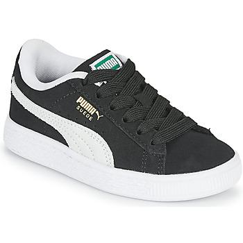 Παπούτσια Παιδί Χαμηλά Sneakers Puma SUEDE PS Black