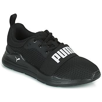 Παπούτσια Αγόρι Χαμηλά Sneakers Puma WIRED PS Black