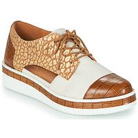 Παπούτσια Γυναίκα Derby Mam'Zelle KIGALI Άσπρο / Brown