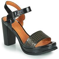 Παπούτσια Γυναίκα Σανδάλια / Πέδιλα Mam'Zelle JOBA Black