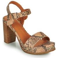 Παπούτσια Γυναίκα Σανδάλια / Πέδιλα Mam'Zelle JAIN Beige