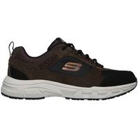 Παπούτσια Άνδρας Χαμηλά Sneakers Skechers 51893 καφέ