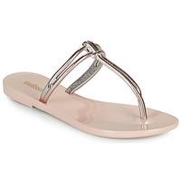 Παπούτσια Γυναίκα Τσόκαρα Melissa ASTRAL CHROME AD Ροζ