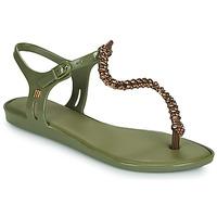Παπούτσια Γυναίκα Σανδάλια / Πέδιλα Melissa SOLAR - BO.BO AD Green