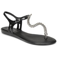 Παπούτσια Γυναίκα Σανδάλια / Πέδιλα Melissa SOLAR - BO.BO AD Black