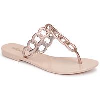 Παπούτσια Γυναίκα Σαγιονάρες Melissa SUCCESS AD Ροζ