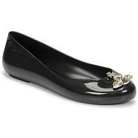 Παπούτσια Γυναίκα Μπαλαρίνες Melissa VIVIENNE WESTWOOD ANGLOMANIA - SWEET LOVE II Black