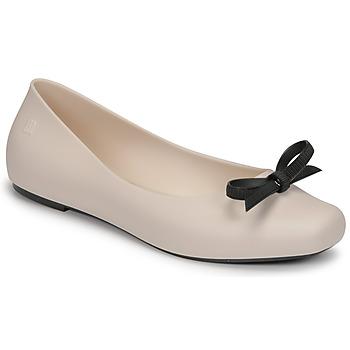 Παπούτσια Γυναίκα Μπαλαρίνες Melissa AURA - JASON WU AD Beige