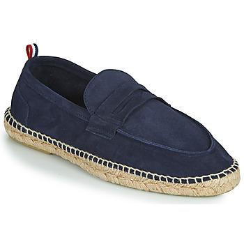 Παπούτσια Άνδρας Εσπαντρίγια 1789 Cala MARINA LEATHER Μπλέ