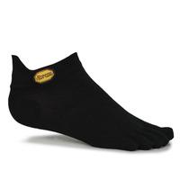 Αξεσουάρ Αθλητικές κάλτσες  Vibram Fivefingers ATHLETIC NO SHOW Black