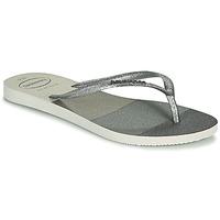 Παπούτσια Γυναίκα Σαγιονάρες Havaianas SLIM PALETTE GLOW Άσπρο